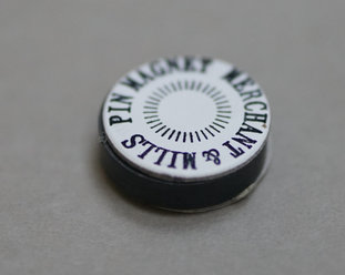 Pin Magnet from Merchant & Mills