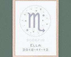 Skorpionen  - Zodiac signs