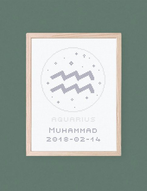 Aquarius - Zodiac signs