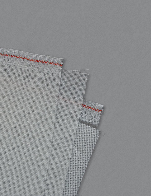 Off-white linen fabric