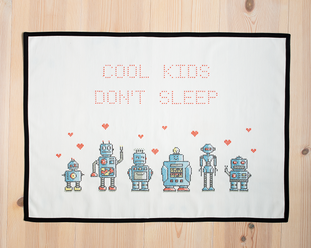 Cool kids / We are the robots
