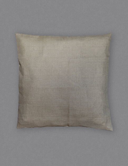 Pillow cover in 100% linen to embroider at
